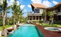 Swimming Pool - Villa Umah Daun - Umalas, Bali