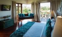 Bedroom with View - Villa Umah Daun - Umalas, Bali