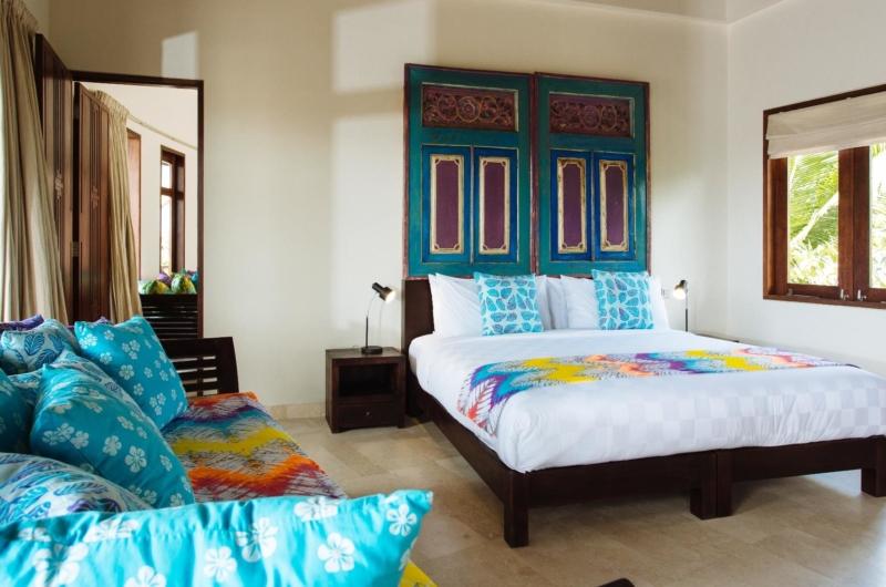 Bedroom with Seating Area - Villa Umah Daun - Umalas, Bali