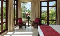 Bedroom View - Villa Umah Daun - Umalas, Bali