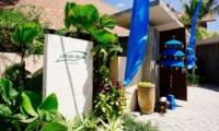 Entrance - Villa Umah Daun - Umalas, Bali