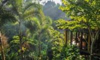 Outdoor View - Villa Umah Shanti - Ubud, Bali