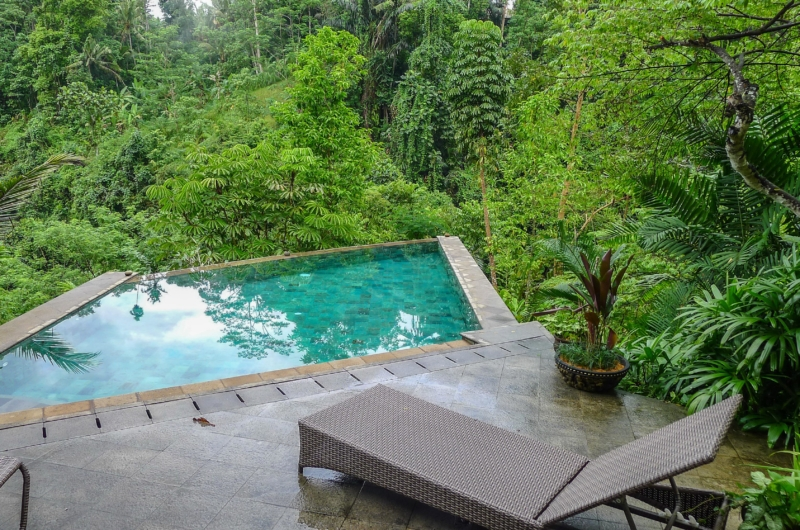 Gardens and Pool - Villa Umah Shanti - Ubud, Bali