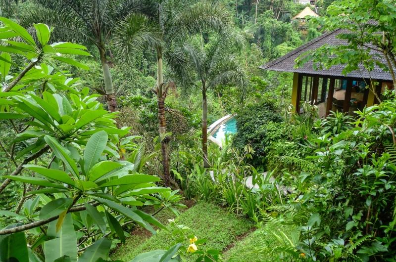 Lawns - Villa Umah Shanti - Ubud, Bali