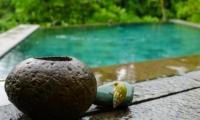 Pool Side - Villa Umah Shanti - Ubud, Bali