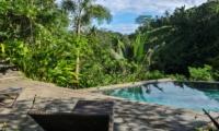 Swimming Pool - Villa Umah Shanti - Ubud, Bali