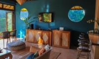 TV Area - Villa Umah Shanti - Ubud, Bali