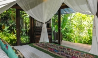 Bedroom with Garden View - Villa Umah Shanti - Ubud, Bali