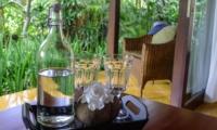 Dining Area - Villa Umah Shanti - Ubud, Bali