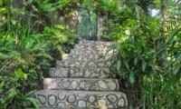 Up Stairs - Villa Umah Shanti - Ubud, Bali