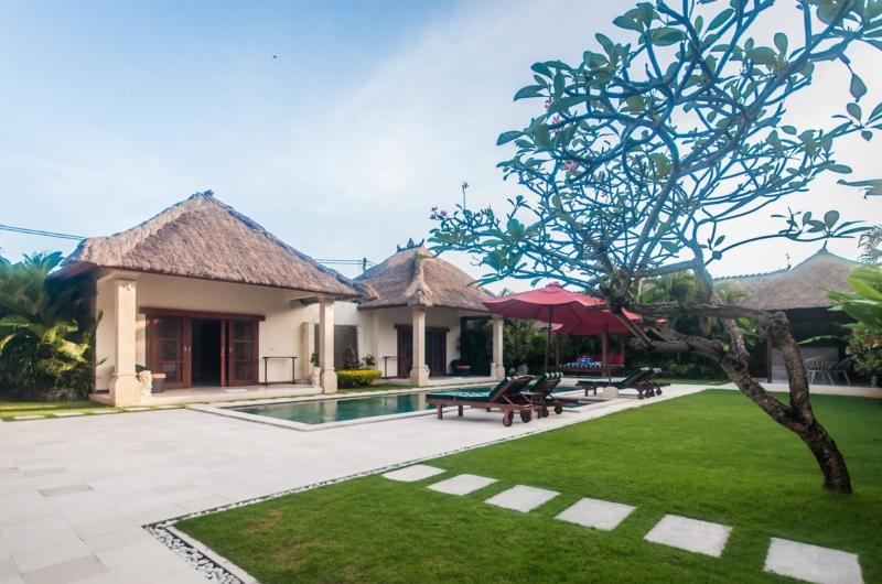 Gardens and Pool - Villa Vara - Seminyak, Bali