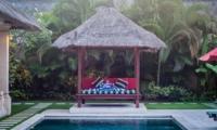 Pool Bale at Day Time - Villa Vara - Seminyak, Bali