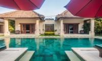 Pool Side - Villa Vara - Seminyak, Bali