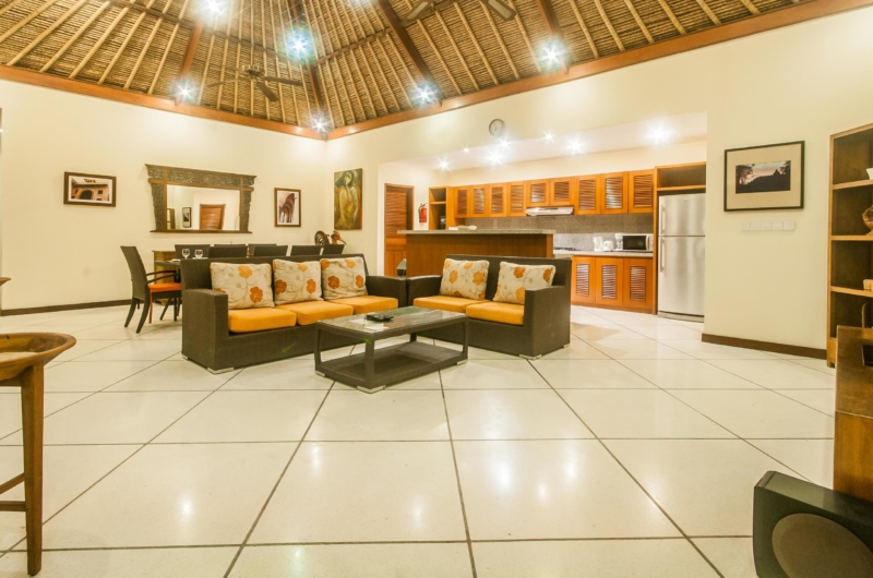 Living Area - Villa Vara - Seminyak, Bali