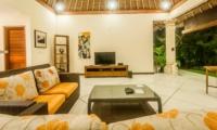 Living Area with TV - Villa Vara - Seminyak, Bali