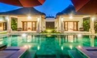 Pool at Night - Villa Vara - Seminyak, Bali