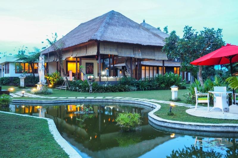 Outdoor Area - Villa Vastu - Ubud, Bali