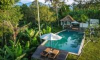 Swimming Pool - Villa Vastu - Ubud, Bali