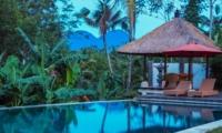 Pool - Villa Vastu - Ubud, Bali