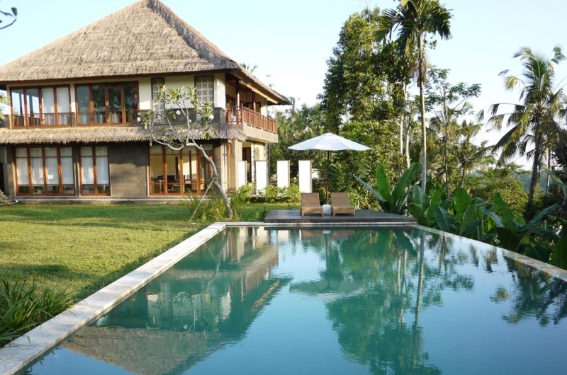 Private Pool - Villa Vastu - Ubud, Bali