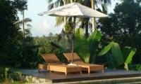 Sun Beds - Villa Vastu - Ubud, Bali