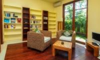 TV Room - Villa Vastu - Ubud, Bali