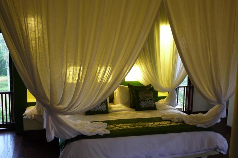 Bedroom with View - Villa Vastu - Ubud, Bali