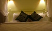 Bedroom with Mosquito Net - Villa Vastu - Ubud, Bali