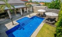 Top View - Villa Waha - Canggu, Bali