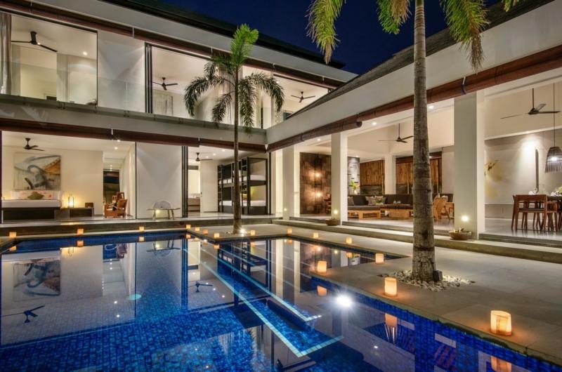 Swimming Pool - Villa Waha - Canggu, Bali
