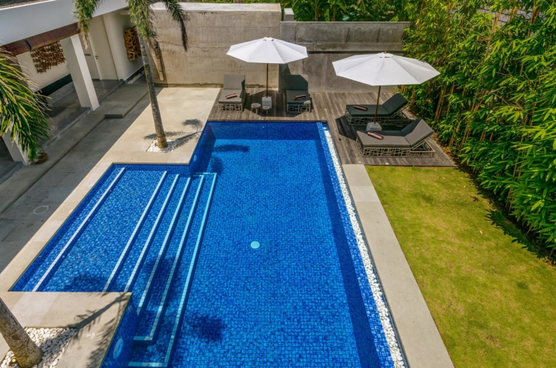 Private Pool - Villa Waha - Canggu, Bali