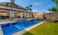 Gardens and Pool - Villa Waha - Canggu, Bali