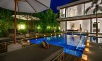Sun Beds - Villa Waha - Canggu, Bali