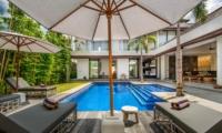Sun Loungers - Villa Waha - Canggu, Bali