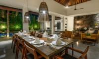 Dining Area - Villa Waha - Canggu, Bali