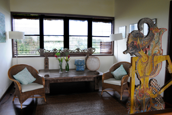 Seating Area - Villa Waringin - Pererenan, Bali