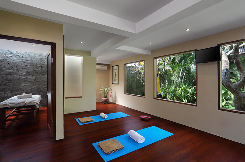 Yoga and Spa Area - Villa Waringin - Pererenan, Bali