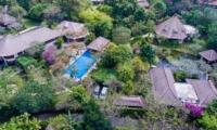 Bird's Eye View - Villa Waru - Nusa Dua, Bali