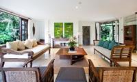Living Area - Villa Waru - Nusa Dua, Bali