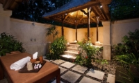 Outdoor Spa - Villa Waru - Nusa Dua, Bali