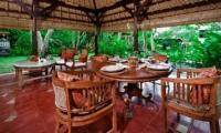Open Plan Dining Area - Villa Waru - Nusa Dua, Bali