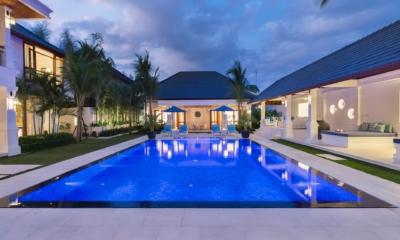 Swimming Pool - Villa Windu Asri - Seminyak, Bali