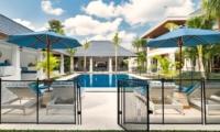 Reclining Sun Loungers - Villa Windu Asri - Seminyak, Bali