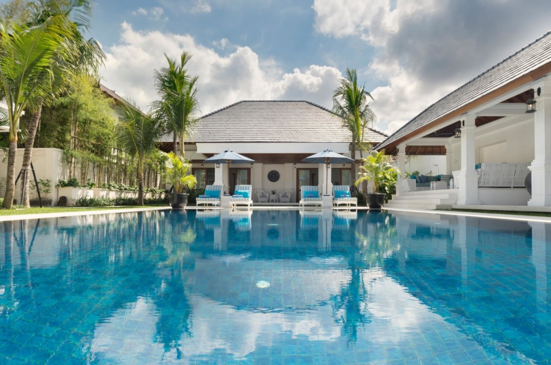 Private Pool - Villa Windu Asri - Seminyak, Bali