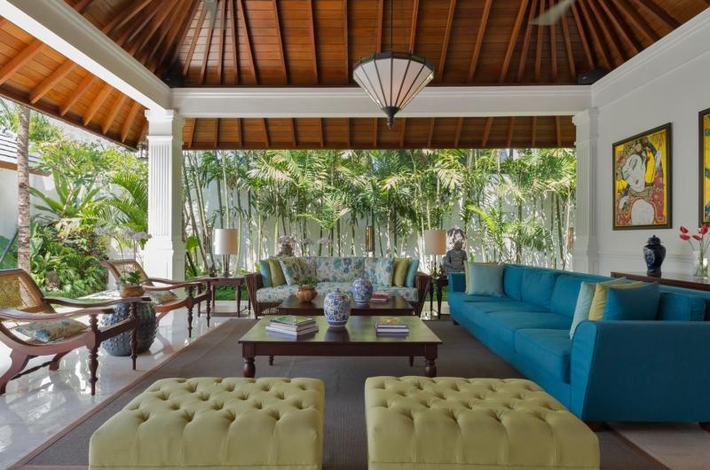 Living Area - Villa Windu Asri - Seminyak, Bali