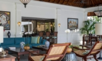 Living and Dining Area - Villa Windu Asri - Seminyak, Bali