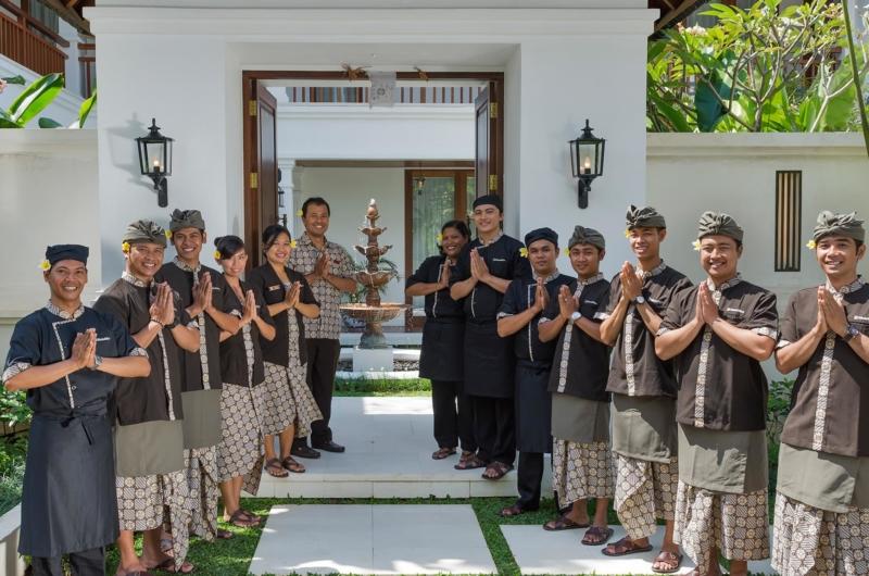 Staff - Villa Windu Asri - Seminyak, Bali