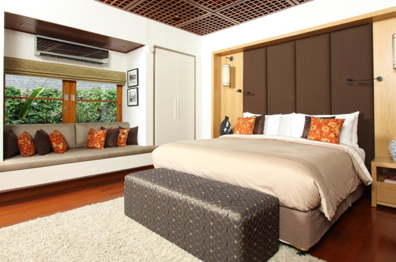 Bedroom with Side Tables - Villa Windu Sari - Seminyak, Bali