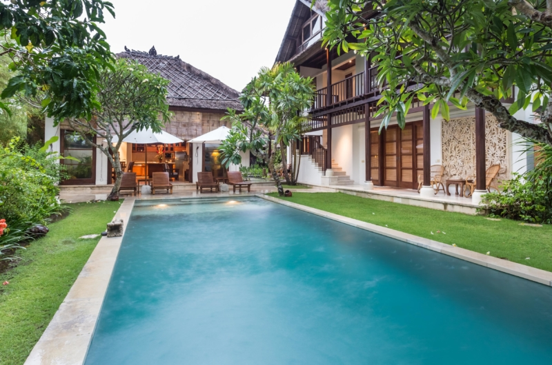 Swimming Pool - Villa Yasmine - Jimbaran, Bali