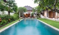 Pool Side - Villa Yasmine - Jimbaran, Bali